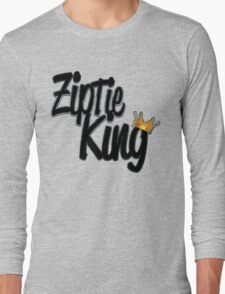 Zip Tie King Long Sleeve T-Shirt