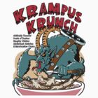Krampus Krunch by monsterfink