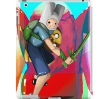 Finn & Jake iPad Case/Skin