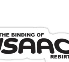 The Binding Of Isaac REBIRTH SHIRT Sticker
