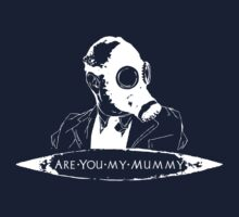 Are You My Mummy, Mummy (White) by Quad-J