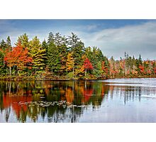 Fall at Mount Uniacke Photographic Print