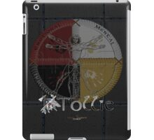 Leonardo da Vinci Venturian Man iPad Case iPad Case/Skin