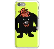 Moster iPhone Case/Skin