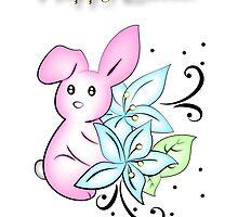 Easter Bunny by jkartlife