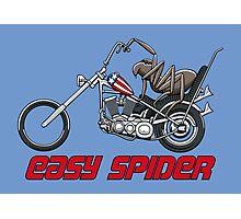 Easy Spider Photographic Print
