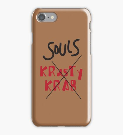Flying Dutchman Soul Bag iPhone Case/Skin