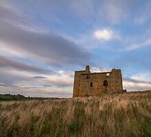 Crichton Castle by M.S. Photography/Art