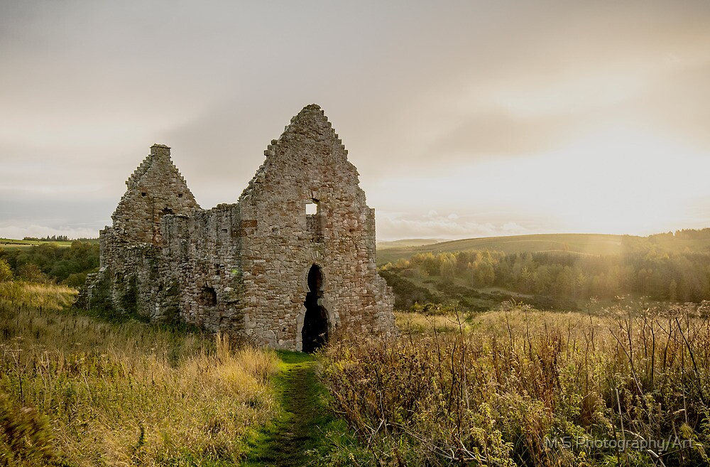 Ancient Horse Stables by M.S. Photography/Art