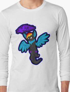 Wolfie Boo Long Sleeve T-Shirt
