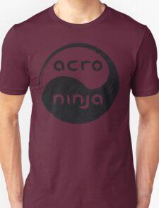 Acro Ninja - black T-Shirt