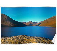 Silent Valley Reservoir Poster