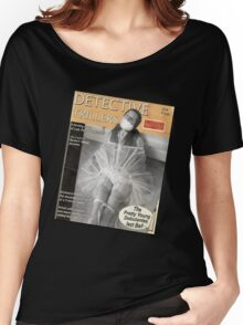 Detective Trillers Magazine February Women's Relaxed Fit T-Shirt