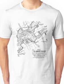 Show off your Yosemite topography! Unisex T-Shirt