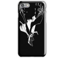 Angel Slayer (dark version) iPhone Case/Skin