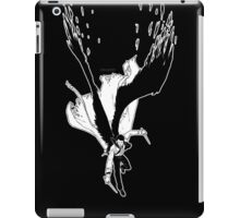 Angel Slayer (dark version) iPad Case/Skin