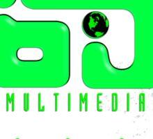 360pm Lime Sticker