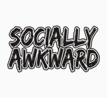 Socially Awkward  by Jason Moncrise