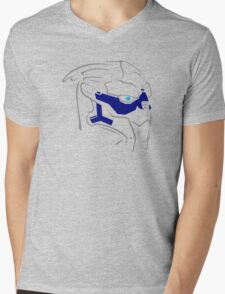 Garrus Vakarian Mens V-Neck T-Shirt