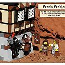 Stan's Stables by Bean Strangeways
