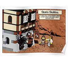 Stan's Stables Poster
