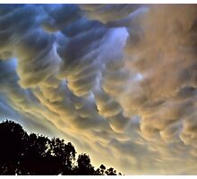 Mammatus Photographic Print