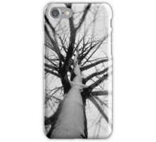 Snowy Tree iPhone Case/Skin