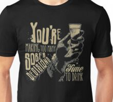 Time to Drink Unisex T-Shirt