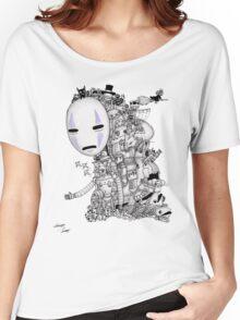Hayao Miyazaki Tribute #2 Women's Relaxed Fit T-Shirt