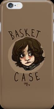 Basket Phone Case by makjesdewafflus