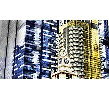 Urban Landscape Singapore, Architecture Photographic Print