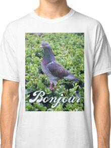 Pigeon Face Classic T-Shirt