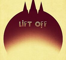 Lift Off by James McKenzie