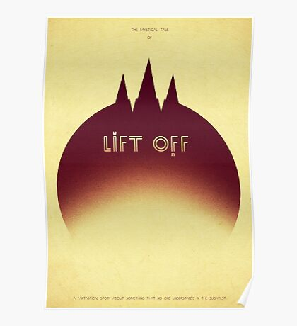 Lift Off Poster