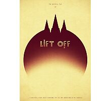Lift Off Photographic Print