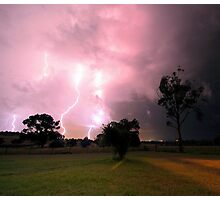 Bolts Photographic Print