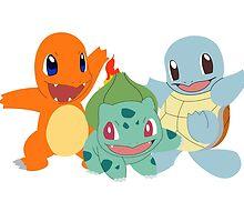 Pokemon by adovemore