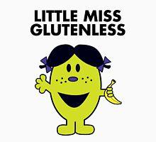 Little Miss Glutenless Womens Fitted T-Shirt