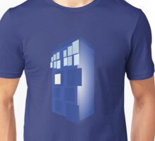 Abstract Dr Who TARDIS  Unisex T-Shirt