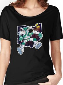Ohio Astronaut Women's Relaxed Fit T-Shirt