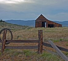 The Old Barn HDR by Wyatt Horsley