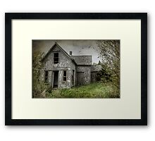 The Animal House Framed Print