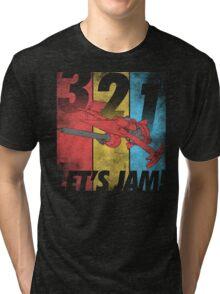 Let's Jam! Tri-blend T-Shirt