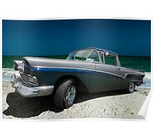 Ranchero By Ford Poster