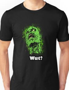 ZOMBIE WUT? Unisex T-Shirt