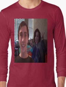 hannah lel Long Sleeve T-Shirt