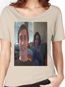 hannah lel Women's Relaxed Fit T-Shirt