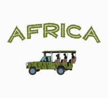 African Safari by whereables