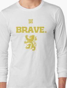 Gryffindor. Brave. T-Shirt