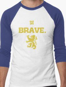 Gryffindor. Brave. Men's Baseball ¾ T-Shirt
